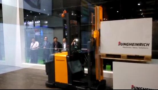 2014工博会:PTC产品展示